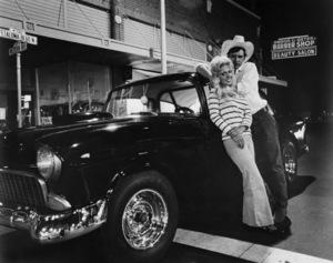 """American Graffiti""Harrison Ford, Linda Christensen © 1973 Universal - Image 6199_0048"
