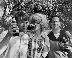 """American Graffiti""Ron Howard, Candy Clark, Charlie Martin Smith © 1973 Universal - Image 6199_0051"