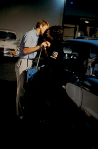 """American Graffiti""Ron Howard, Cindy Williams1973 Universal Pictures** I.V. - Image 6199_0135"