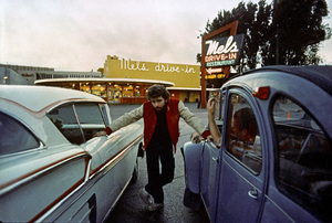 """""""American Graffiti"""" Director George Lucas 1973 Universal Pictures ** I.V. - Image 6199_0172"""