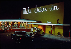 """American Graffiti""1973 Universal Pictures** I.V. - Image 6199_0182"