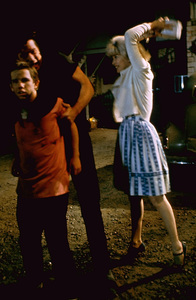 """""""American Graffiti""""Charles Martin Smith, Candy Clark1973 Universal Pictures** I.V. - Image 6199_0228"""