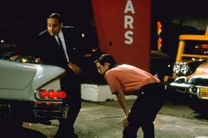 """American Graffiti""Charles Martin Smith1973 Universal Pictures** I.V. - Image 6199_0239"