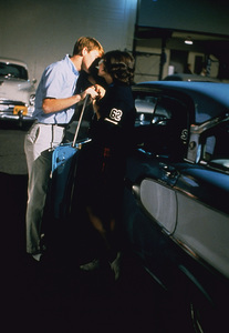 """American Graffiti""Ron Howard, Cindy Williams1973 Universal Pictures** I.V. - Image 6199_0264"