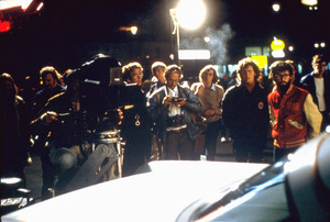 """""""American Graffiti""""Director George Lucas1973 Universal Pictures** I.V. - Image 6199_0273"""