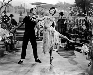 """An American In Paris""Gene Kelly, Leslie Caron1951 MGM - Image 6203_0001"