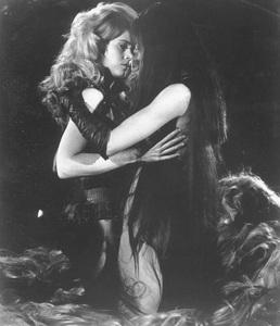 """Barbarella""Jane Fonda and Anita Pallenberg1968 Paramount**I.V. - Image 6232_0167"