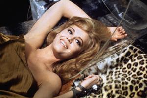 """Barbarella""Jane Fonda 1968 Paramount**I.V. - Image 6232_0178"