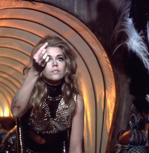 """Barbarella""Jane Fonda 1968 Paramount**I.V. - Image 6232_0179"