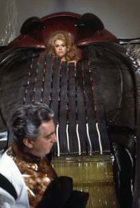 """Barbarella""Jane Fonda in the Orgasm Machine1968 Paramount**I.V. - Image 6232_0180"