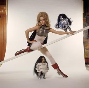 """Barbarella""Jane Fonda1968 Paramount Pictures** I.V. - Image 6232_0187"