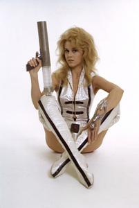 """Barbarella""Jane Fonda1968 Paramount Pictures** I.V. - Image 6232_0190"