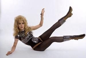 """Barbarella""Jane Fonda1968 Paramount Pictures** I.V. - Image 6232_0191"