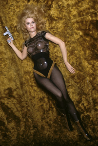 """Barbarella""Jane Fonda1968 Paramount Pictures** I.V. - Image 6232_0193"