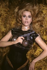 """Barbarella""Jane Fonda1968 Paramount Pictures** I.V. - Image 6232_0194"