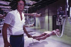 """Coma"" Director Michael Crichton1978 MGM© 1978 Bruce McBroom - Image 6295_0022"