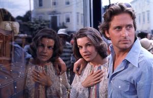 """Coma""Michael Douglas, Genevieve Bujold1978 MGM © 1978 Bruce McBroom - Image 6295_0027"