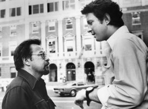 """Coma""Director Michael Crichton, producer Martin Erlichman1978 MGM© 1978 Bruce McBroom - Image 6295_0044"