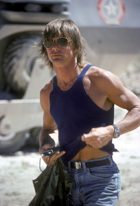 """""""Damnation Alley""""Jan Michael Vincent1977 20th Century FoxPhoto by Marv Newton - Image 6316_0013"""