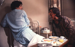 """""""American Werewolf in London""""David Naughton & Griffin Dunne1981 Universal © 1981 Bob Willoughby - Image 6355_0023"""