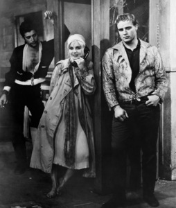 """The Fugitive Kind"" Joanne Woodward, Marlon Brando 1960 UA - Image 6412_0015"