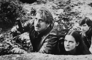 """""""For Your Eyes Only,""""Topol, Carole Bouquet, Paul Angelis © 1981 UA / MPTV - Image 6419_0030"""