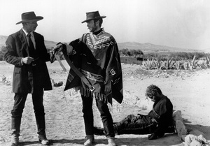 """""""For a Few Dollars More""""Lee Van Cleef, Clint Eastwood, Gian Maria Volonte1965 United Artists - Image 6422_0006"""