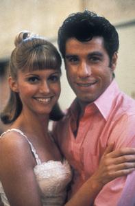 """Grease""John Travolta, Olivia Newton-John © 1978 Paramount - Image 6457_0016"