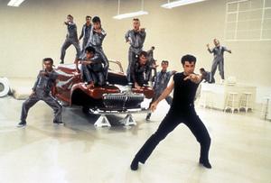 """Grease""John Travolta © 1978 Paramount - Image 6457_0019"