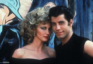 """Grease""John Travolta, Olivia Newton-John © 1978 Paramount - Image 6457_0020"