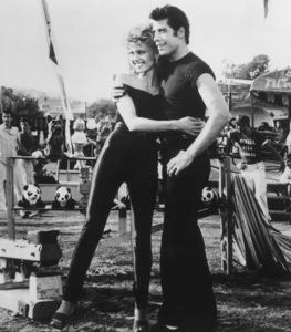 """Grease""Olivia Newton-John, John Travolta1978 Paramount Pictures - Image 6457_0025"