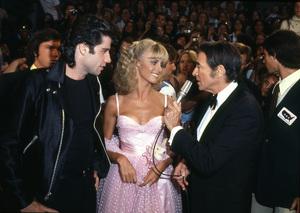 """Grease"" (Premiere)John Travolta, Olivia Newton-John © 1978 Paramount Pictures** I.V. - Image 6457_0029"