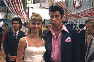 """Grease""Olivia Newton-John, John Travolta © 1978 Paramount Pictures** I.V. - Image 6457_0034"