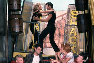 """Grease""Olivia Newton-John, John Travolta © 1978 Paramount Pictures** I.V. - Image 6457_0049"