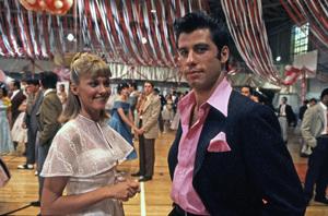 """Grease""Olivia Newton-John, John Travolta © 1978 Paramount Pictures** I.V. - Image 6457_0061"