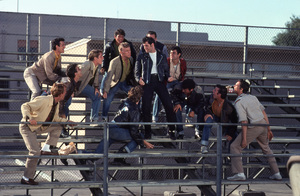 """Grease""John Travolta © 1978 Paramount Pictures** I.V. - Image 6457_0067"