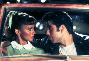 """Grease""Olivia Newton-John, John Travolta © 1978 Paramount Pictures** I.V. - Image 6457_0073"