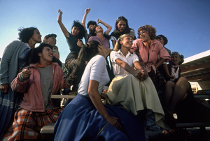 """Grease""Olvia Newton-John, Didi Conn © 1978 Paramount Pictures** I.V. - Image 6457_0083"
