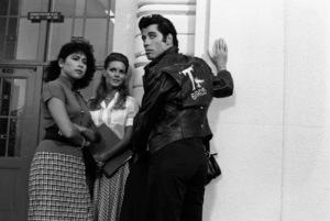 """Grease""John Travolta © 1978 Paramount Pictures** I.V. - Image 6457_0095"