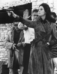 """The Getaway""Steve McQueen, Ali MacGraw1972 Solar/1st Artists - Image 6473_0002"