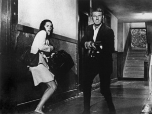 """The Getaway""Steve McQueen, Ali MacGraw1972 Solar Productions - Image 6473_0004"