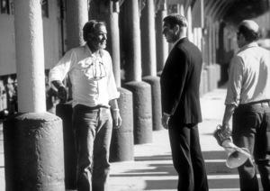 """""""Getaway, The""""Dir. Sam Peckinpah, Steve McQueen1972 Solar / Fine Art © 1978 Mel TraxelMPTV - Image 6473_0039"""