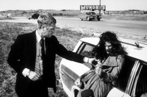 """Getaway, The""Steve McQueen, Ali MacGraw1972 Solar / Fine Art © 1978 Mel TraxelMPTV - Image 6473_0045"