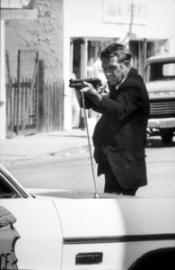 """Getaway, The""Steve McQueen1972 Solar / Fine Art © 1978 Mel TraxelMPTV - Image 6473_0046"