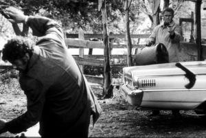 """Getaway, The""Steve McQueen1972 Solar / Fine Art © 1978 Mel TraxelMPTV - Image 6473_0049"