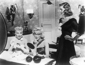 """""""How To Marry A Millionaire""""Betty Grable,  Marilyn Monroe, Lauren Bacall1953 / 20th Century Fox**R.C. - Image 6497_0003"""