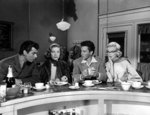 """""""How To Marry A Millionaire""""Rory Calhoun, Lauren Bacall,Cameron Mitchell and  Marilyn Monroe1953 / 20th Century Fox**R.C. - Image 6497_0007"""