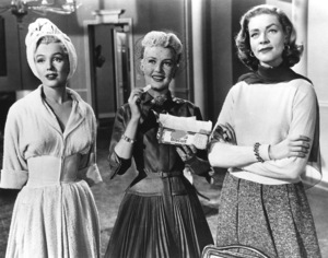 """How To Marry A Millionaire""Marilyn Monroe, Betty Grable, Lauren Bacall1953 / 20th Century Fox**R.C. - Image 6497_0013"