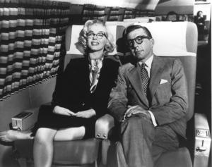 """How To Marry A Millionaire""Marilyn Monroe, David Wayne1953 / 20th Century Fox**R.C. - Image 6497_0019"