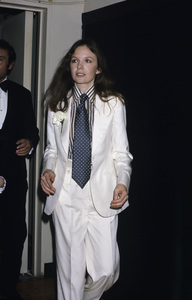 "Diane Keaton at ""The 48th Annual Academy Awards""1976 © 1978 Gary Lewis - Image 6553_0007"